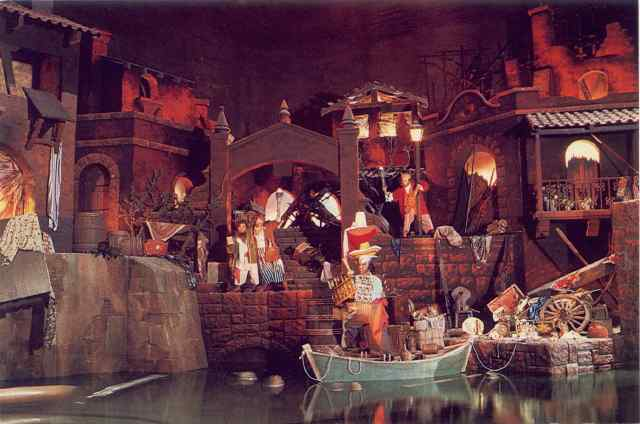 Pirates of the Caribbean - a postcard