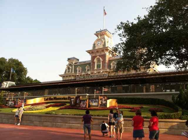 Main Street Railway Station