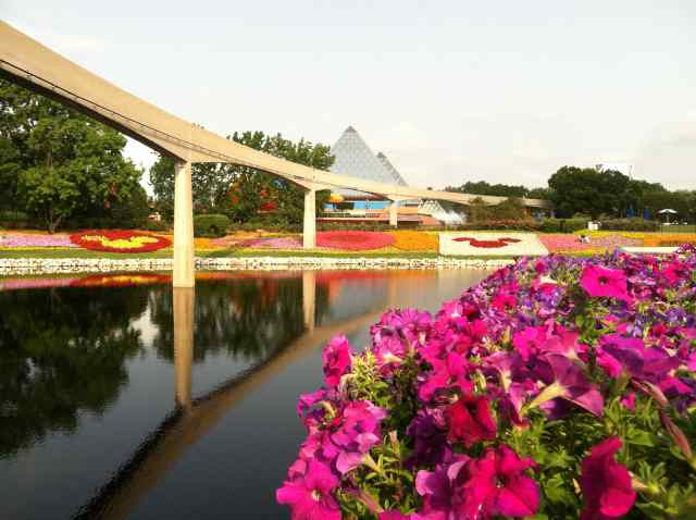The Pyramids of Imagination - and no monorail
