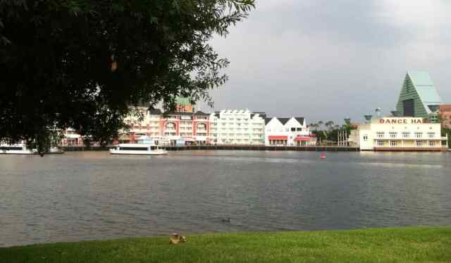 Epcot Resort Area