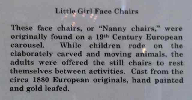 Nanny Chair