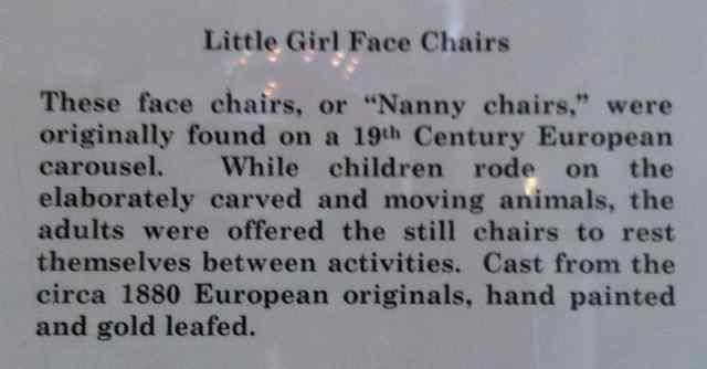 Nanny Chair