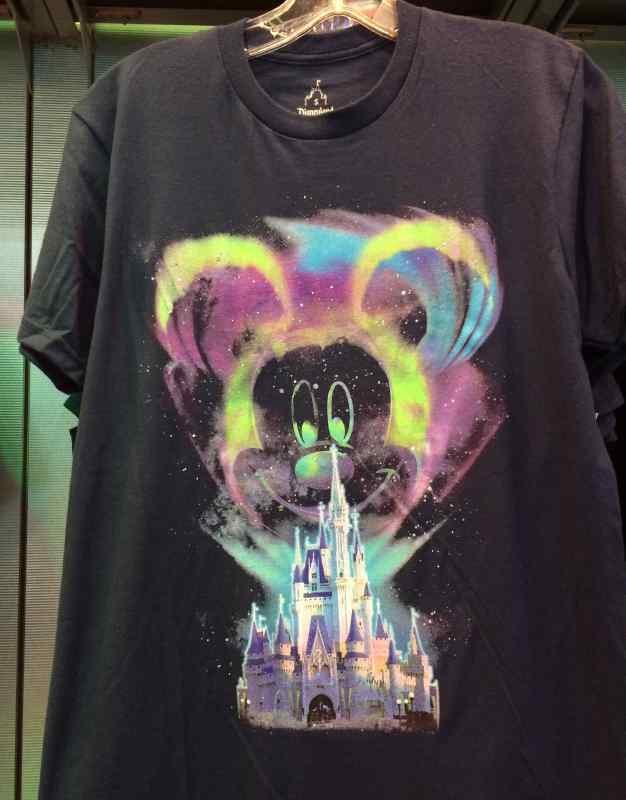 Mickey-Castle-T