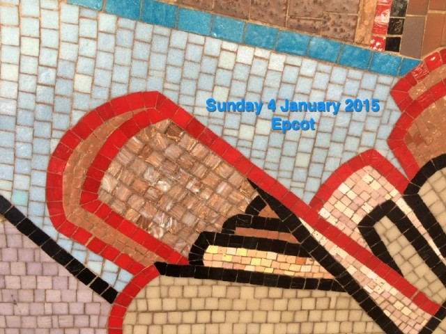 Land Pavilion Mosaic