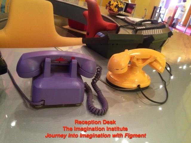 Imagination Institute Phones