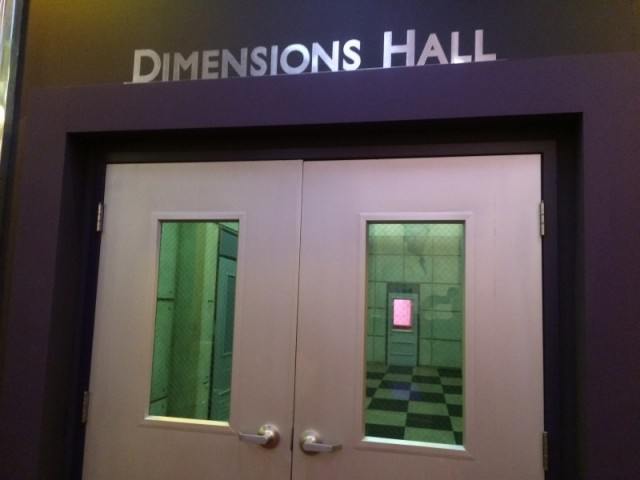 Dimensions Hall