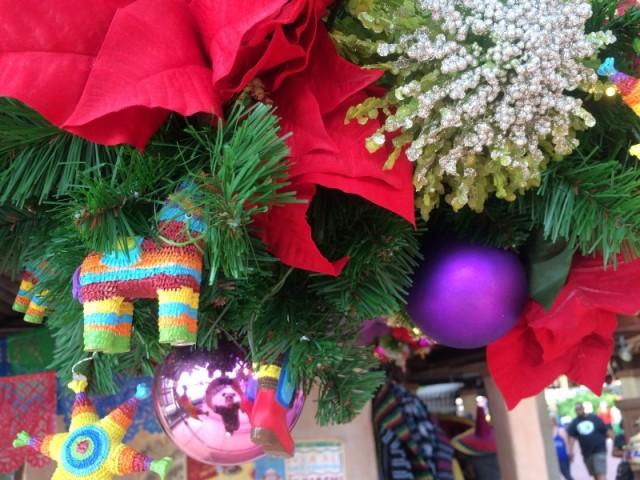 Navidad on the Promenade