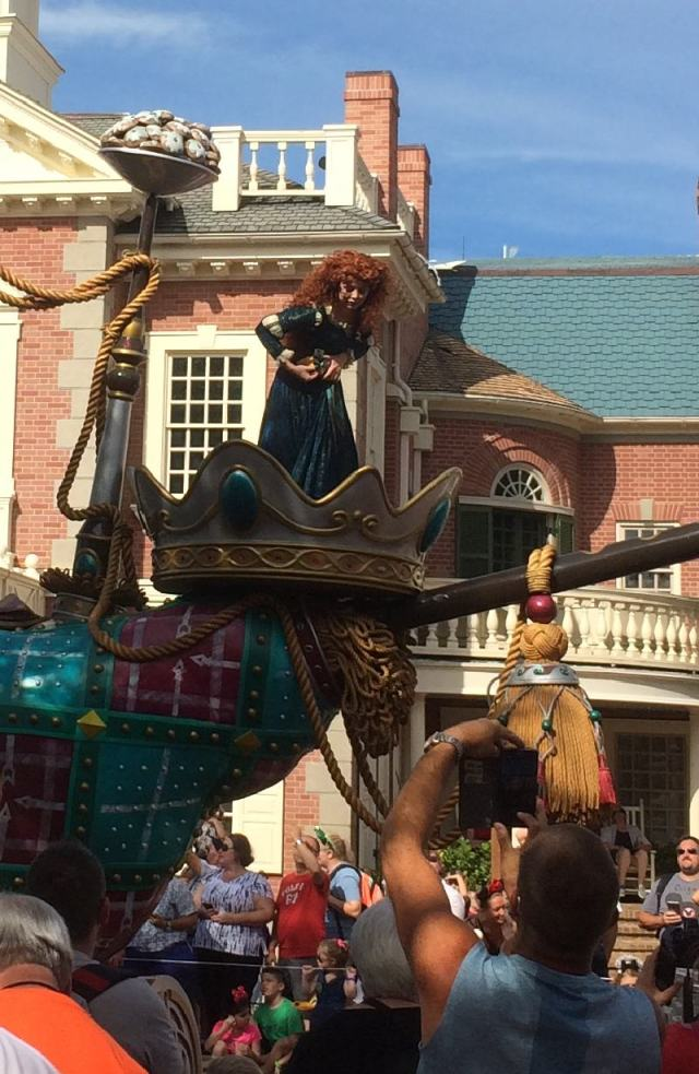 the malaise of Merida