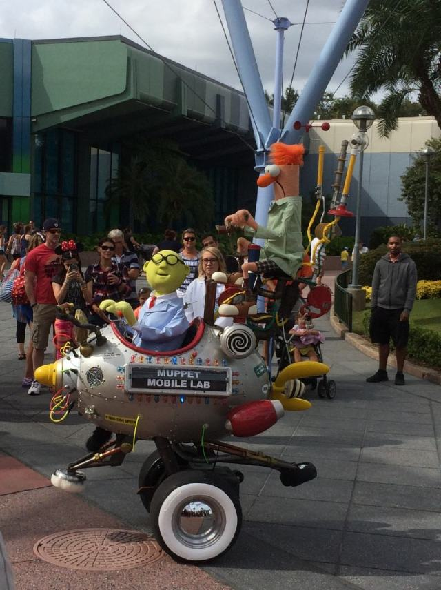 Muppet Mobile Lab