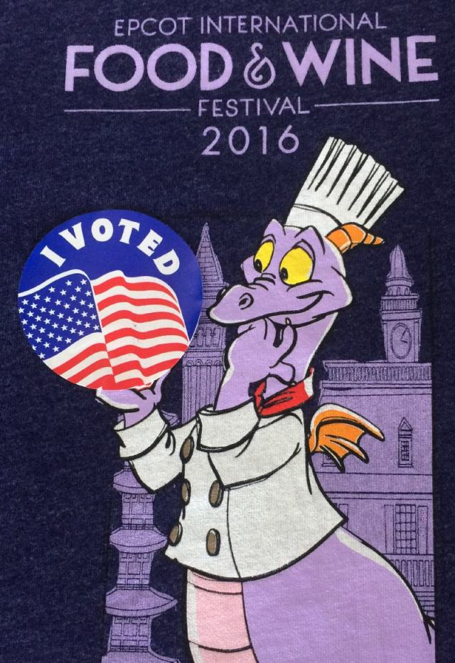 """Figment: """"I voted"""""""