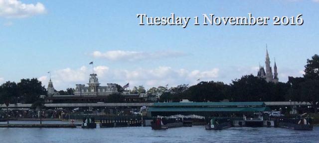 Tuesday 1 November 2016