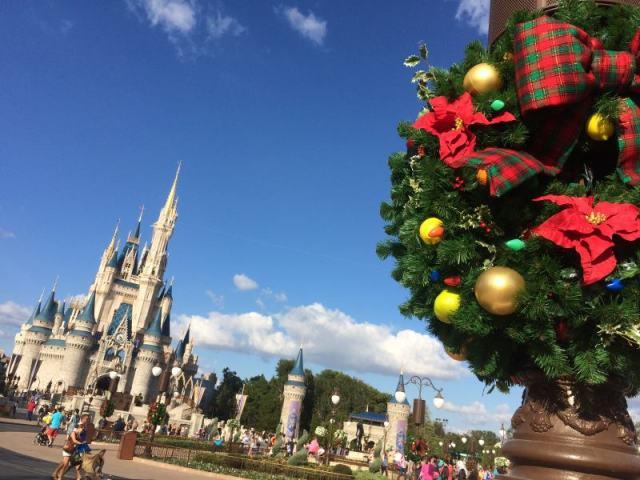Christmas comes to the Kingdom