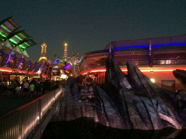 Twilight in Tomorrowland