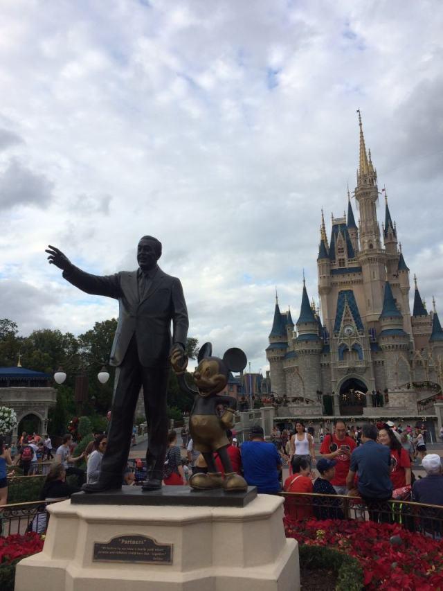 Partners: Walt and Mickey