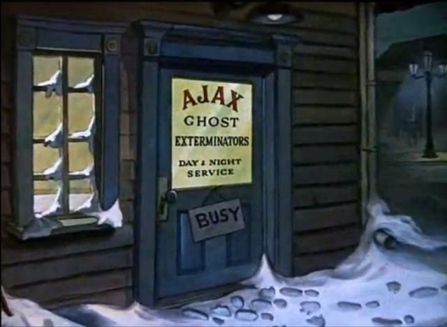Ajax Ghost Exterminators