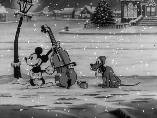 Mickey's Good Deed 1932