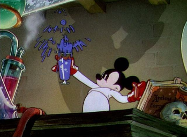 mad scientist Mickey