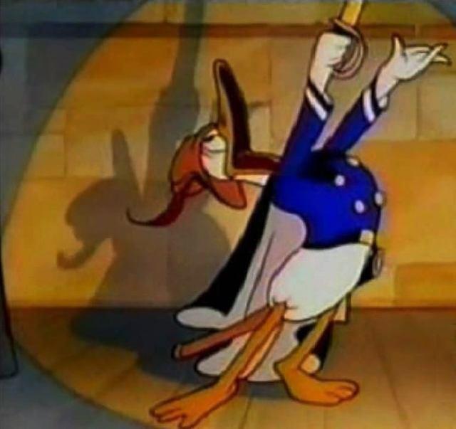 Donald Duckarotti