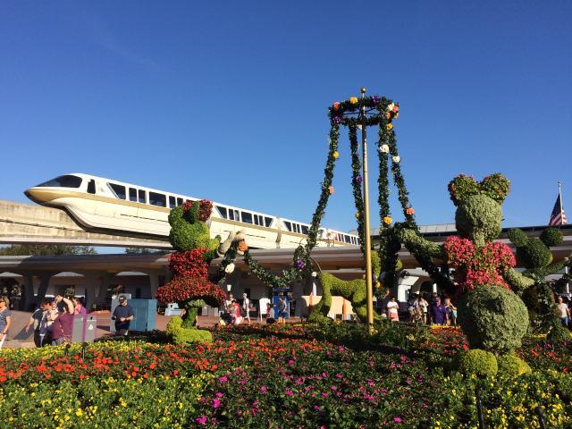 Maypole + Monorail