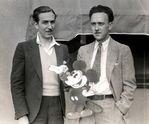 Walt, Mickey, Ub