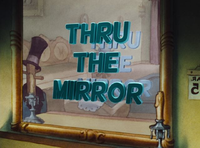 Thru the Mirror