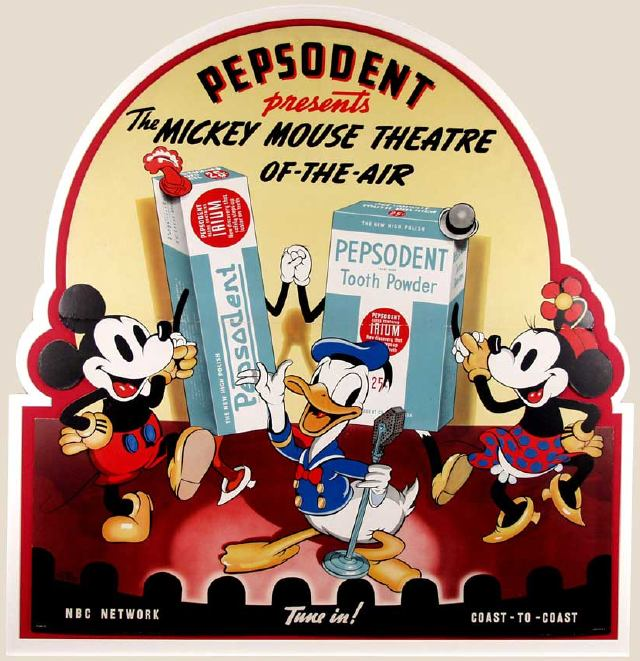 The Mickey Mouse Theatre of the Air