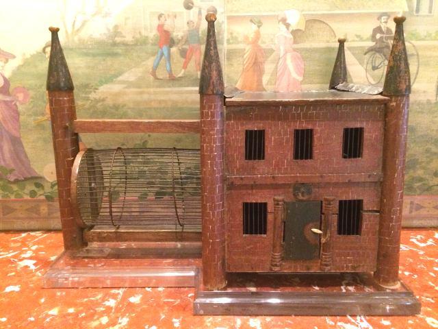 Squirrel Jail