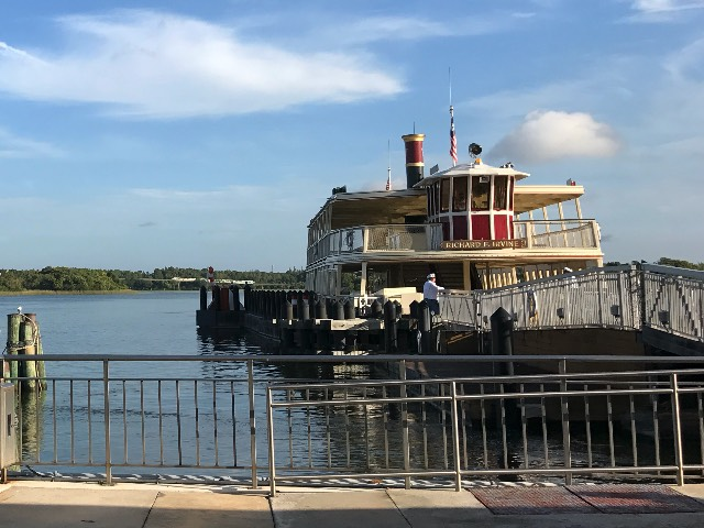 Ferry to Magic Kingdom