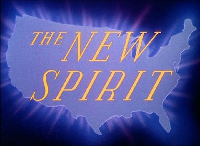The New Spirit