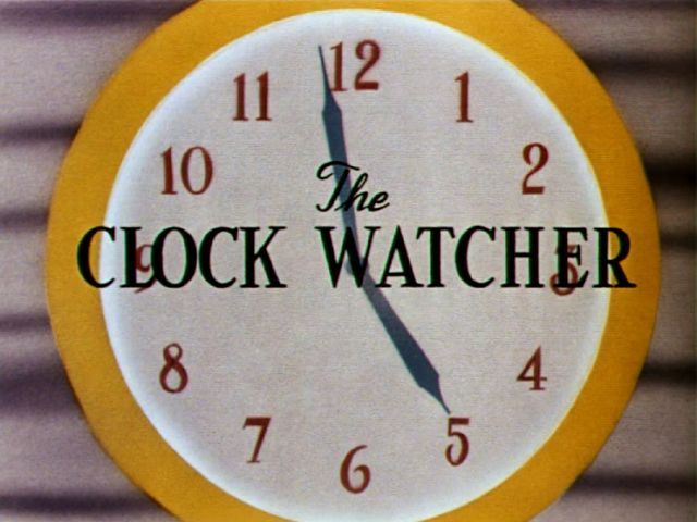 The Clock Watcher