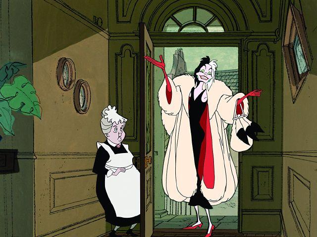 Hello, Cruella