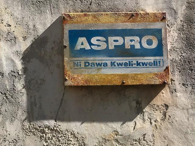 Aspro is really true medicine