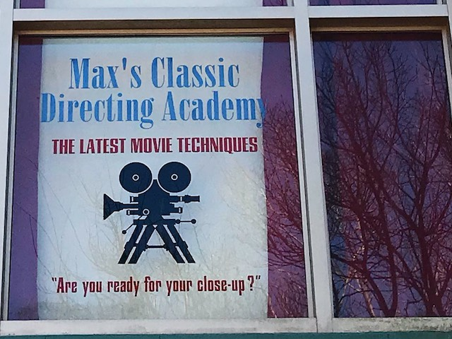 Max's Classic Directing Academy