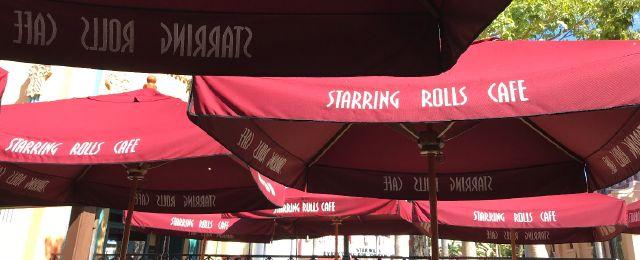 Starring Rolls Café