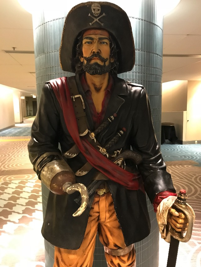 Pirate of the Contemporary