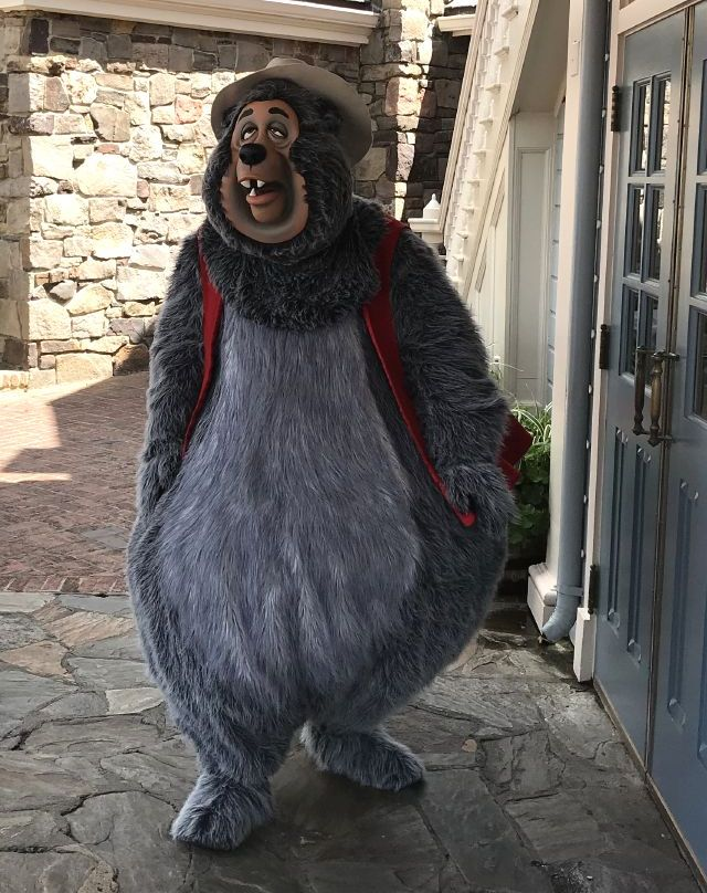 Country Bear Big Al