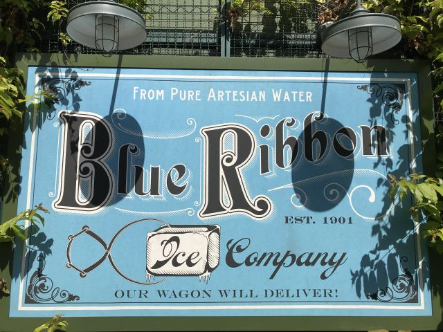 Blue Ribbon Ice Company