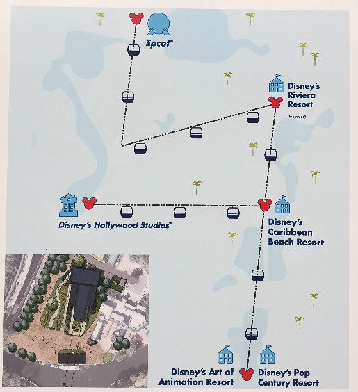 Skyliner Routes