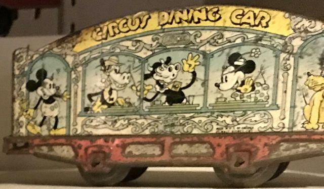 Circus Dining Car