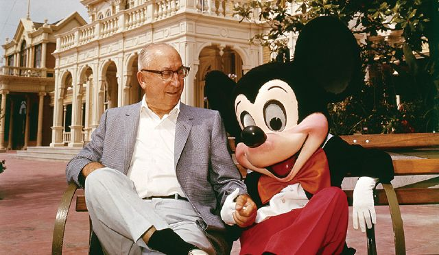 Roy and Mickey