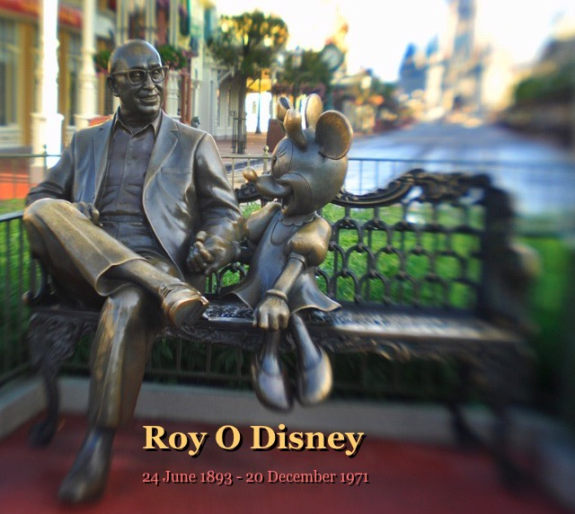 Roy Oliver Disney