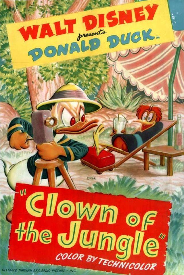 Clown of the Jungle