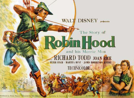 Robin Hood some more