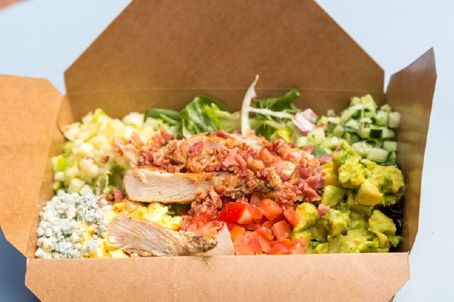 Cobb Salad at Liberty Inn