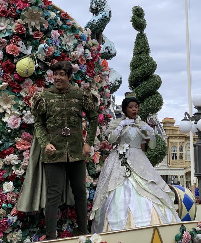 Prince Naveen and Tiana