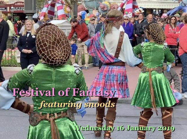 Festival of Fantasy 16 January 2019