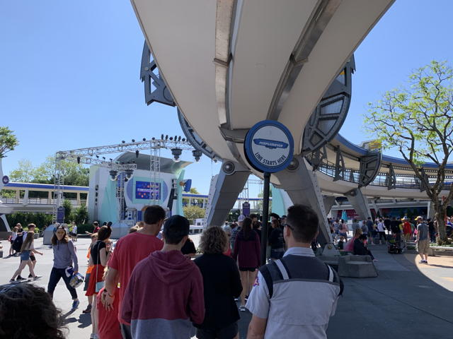 PeopleMover queue some more