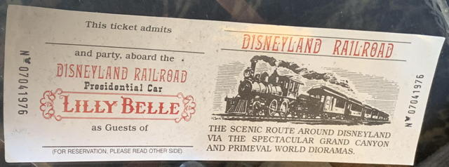"""the scenic route around Disneyland"""