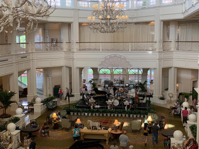 Grand Floridian Society Orchestra